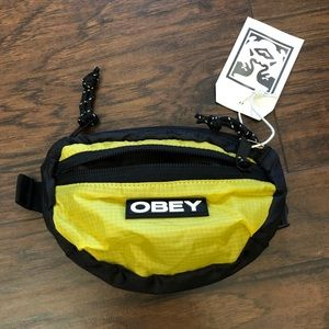 Obey Commuter Waist Pouch/Fanny Pack